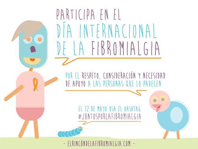 Día Internacional de la Fibromialgia.