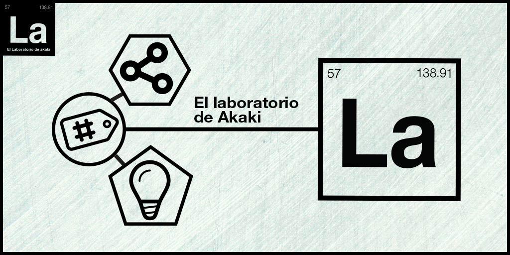 El laboratorio de Akaki: Sociología + Redes sociales + Innovación