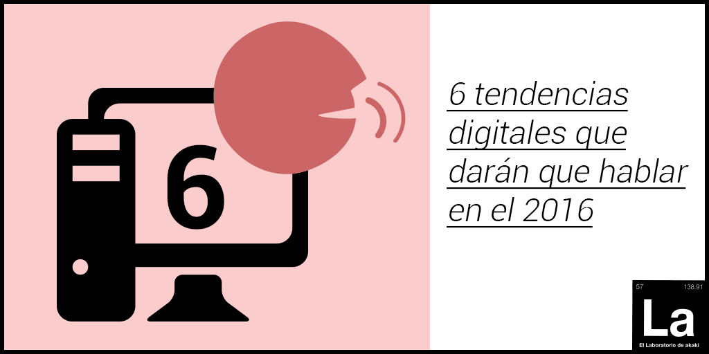 Tendencias digitales 2016 y 2017, tendencias online, tendencias marketing, futuro